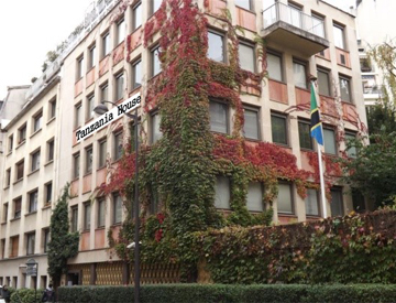 Tanzania Embassy Offices in Paris, France